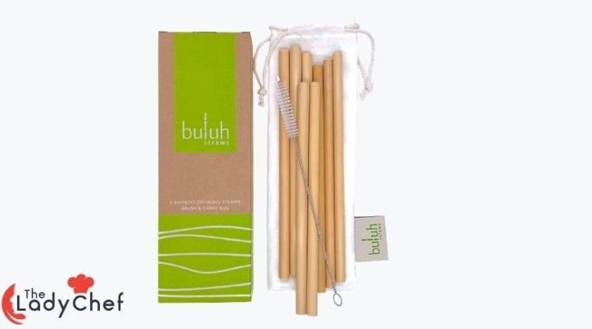 BULUH STRAWS - NATURAL ORGANIC BAMBOO