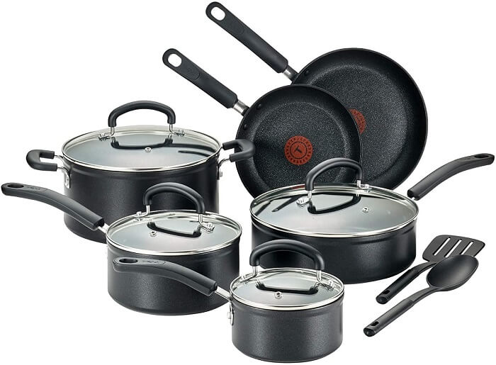 T-fal C561SC Titanium Advanced Nonstick