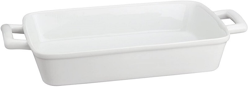 1. HIC Oblong Rectangular Baking Dish Roasting Lasagna Pan