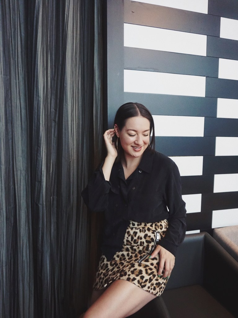 About The Lady-like Leopard Blog by Toronto Fashion Blogger Melina Morry