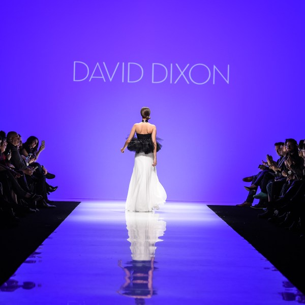 David Dixon interview Gene Collection at Toronto Fashion Week