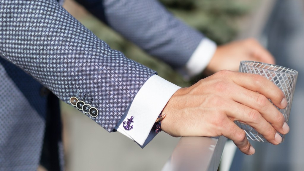 Cuffwear by Chris Zownir: Men's Accessories for the Stylish Gentleman | The Lady-like Leopard