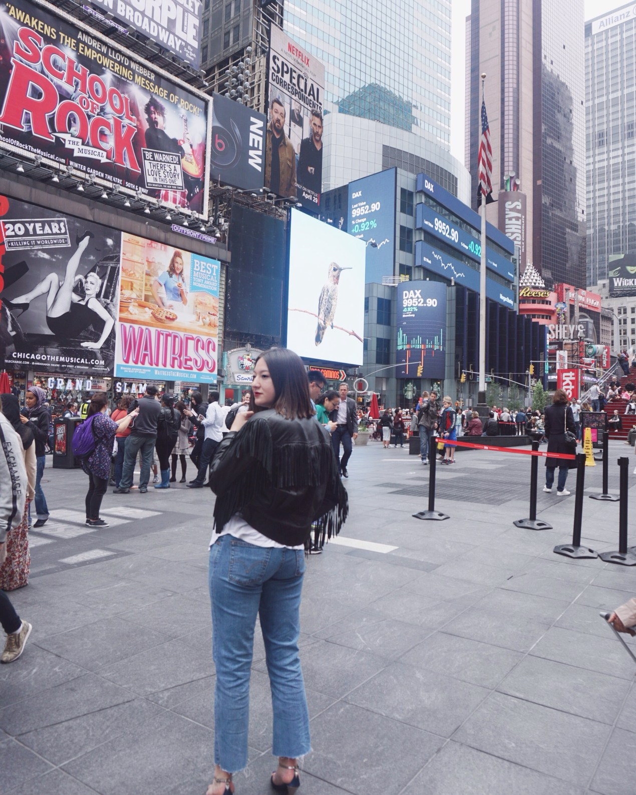 Leopard NYC City Guide: 5 Things You Must do in New York City | The Lady-like Leopard blog by fashion writer Melina Morry