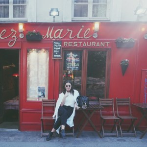 travel recap - the lady-like leopard by melina morry paris france
