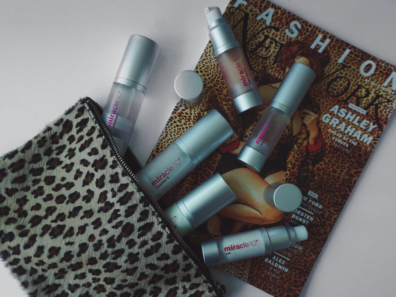 Miracle 10 Skincare | The Lady-like Leopard