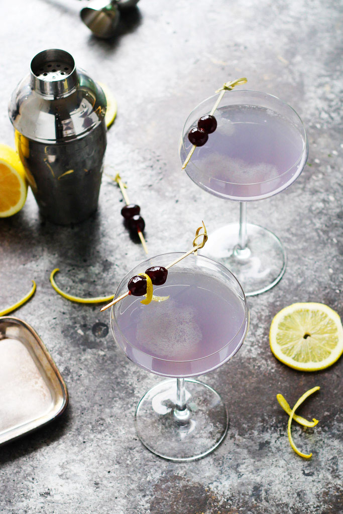 Where to Find an Aviation Cocktail in Toronto | The Lady-like Leopard Blog by Melina Morry