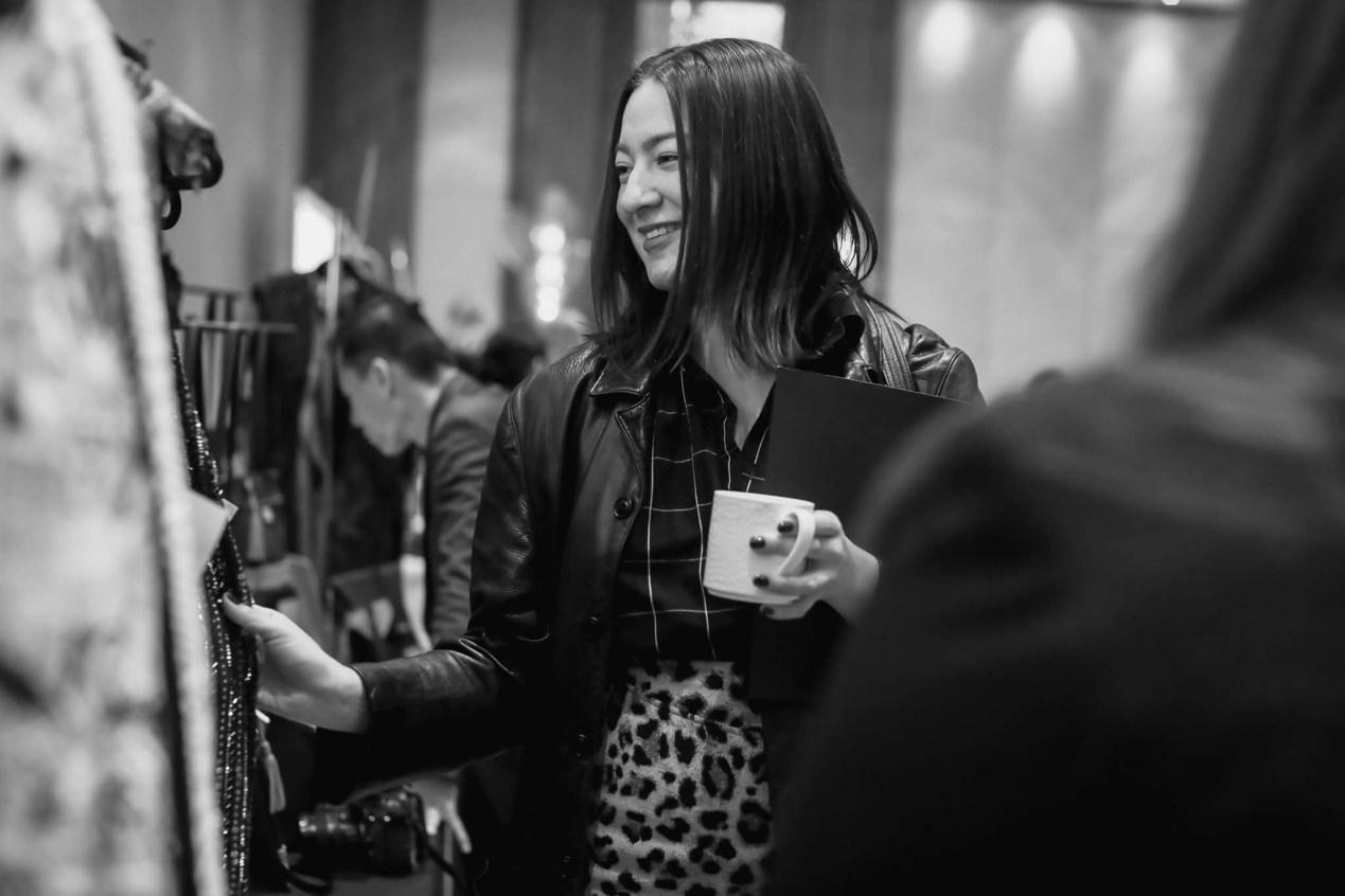 Emerging Toronto Designers   The Lady-like Leopard