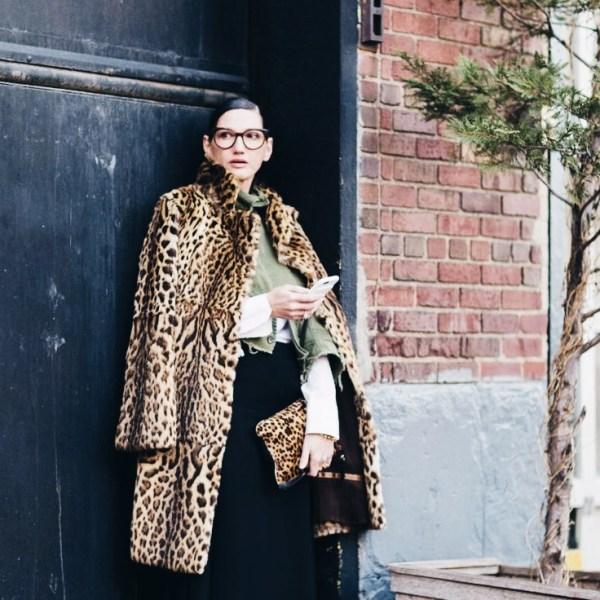 Fall 2017 Leopard Print | The Lady-like Leopard
