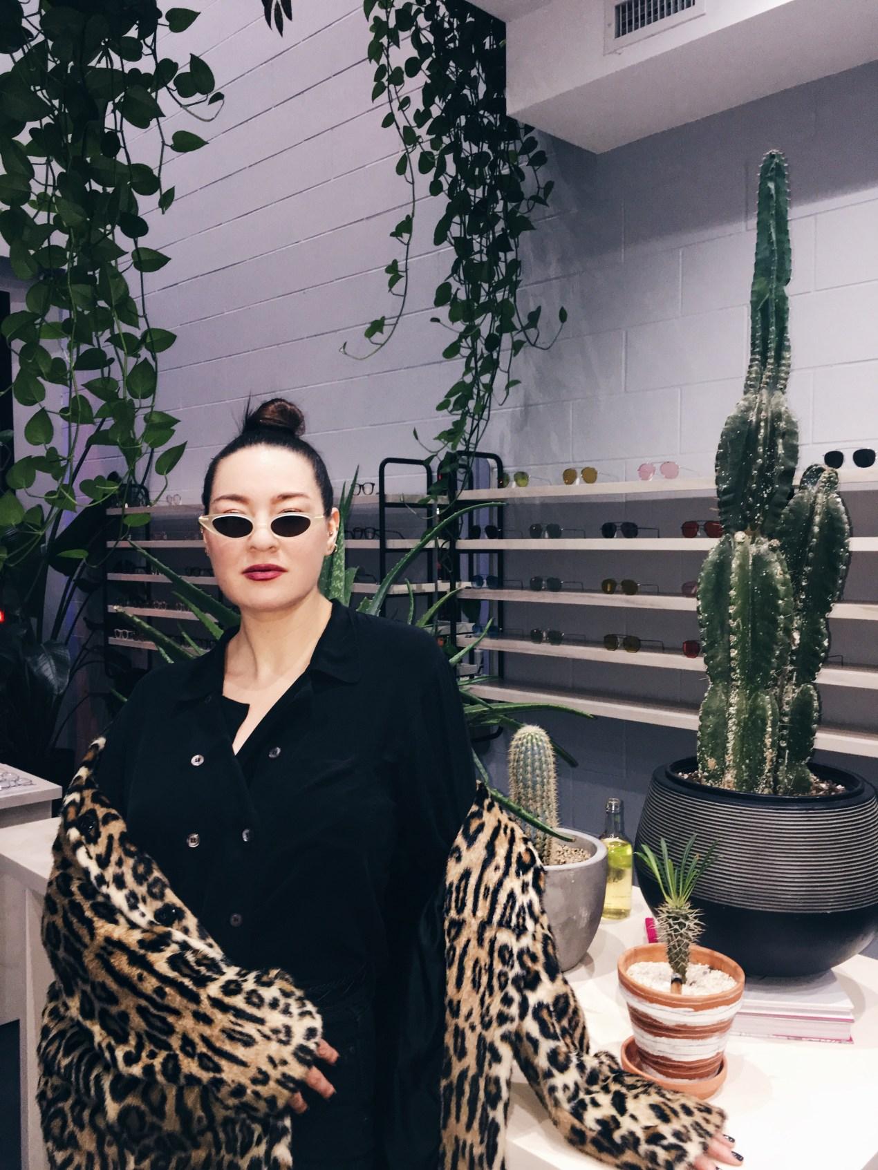 Trashy vs. Classy Leopard Print | The Lady-like Leopard by Melina Morry