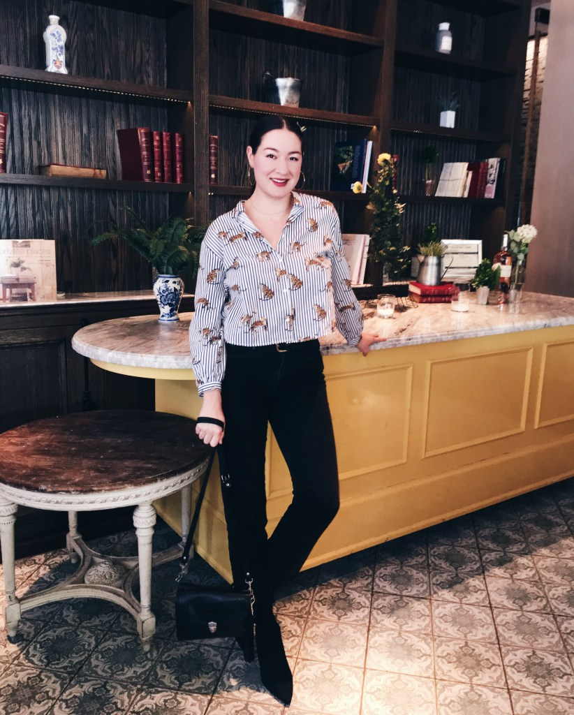 Incorporating Leopard Print to Your Looks | The Lady-like Leopard Blog by Melina Morry