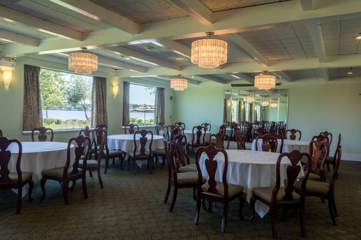 Lakeside Inn in Wakefield MA - Meeting Room