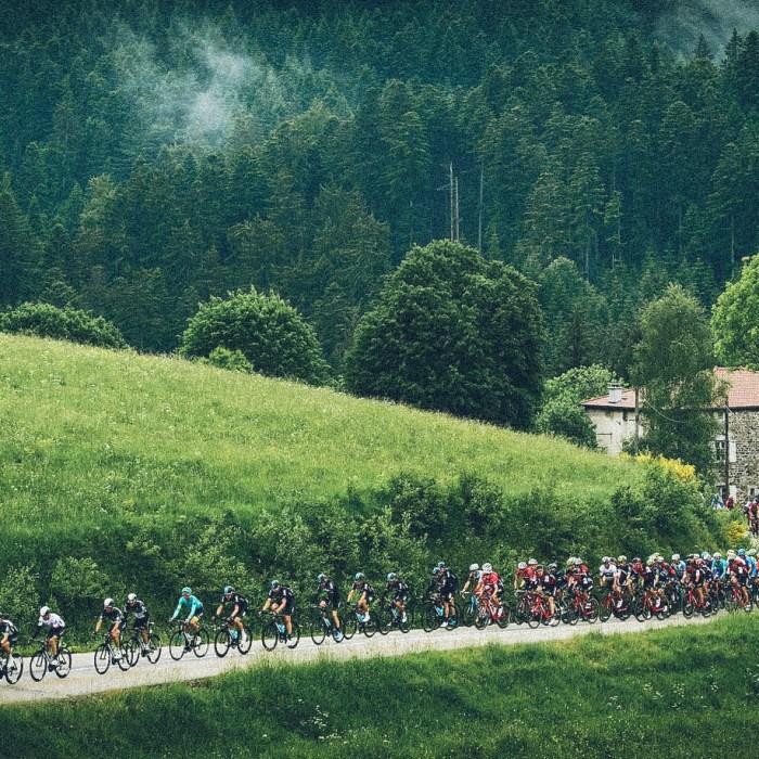 A Tour de France