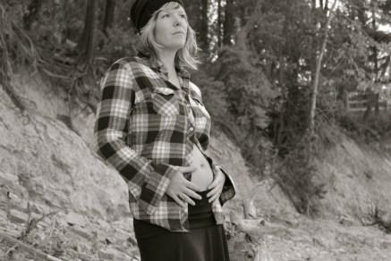 Raquel Jackson, 5 months pregnant IMG_1975