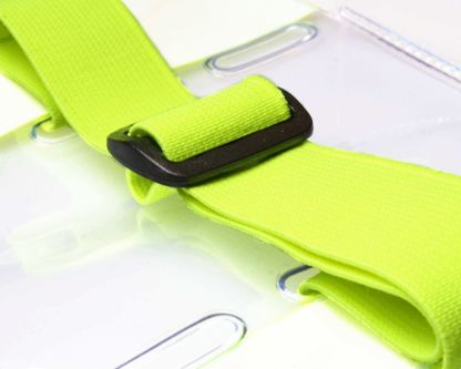 Hi-Vis Adjustable Armband Holder
