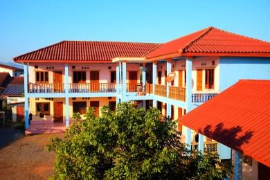 Sunrise: Vansana guesthouse
