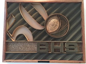 Corrugated art to celebrate 50 years of innovation at BHS, by Paul Roier