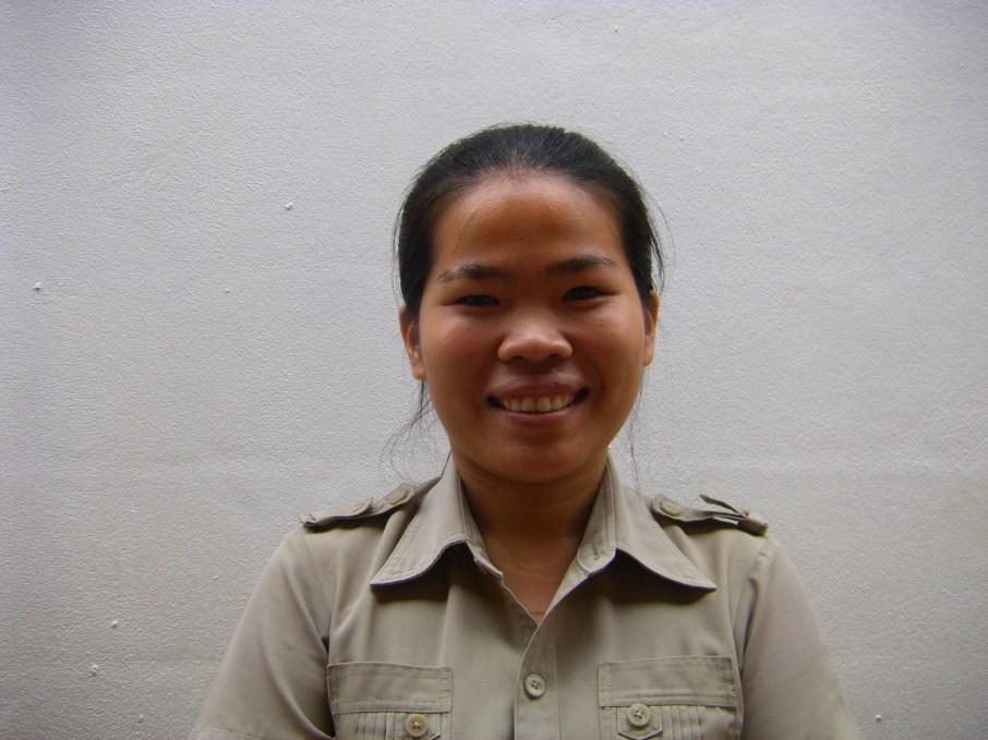 Saysamone Singhalath - History teacher