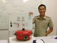 Phit Keolounglad - physics teacher