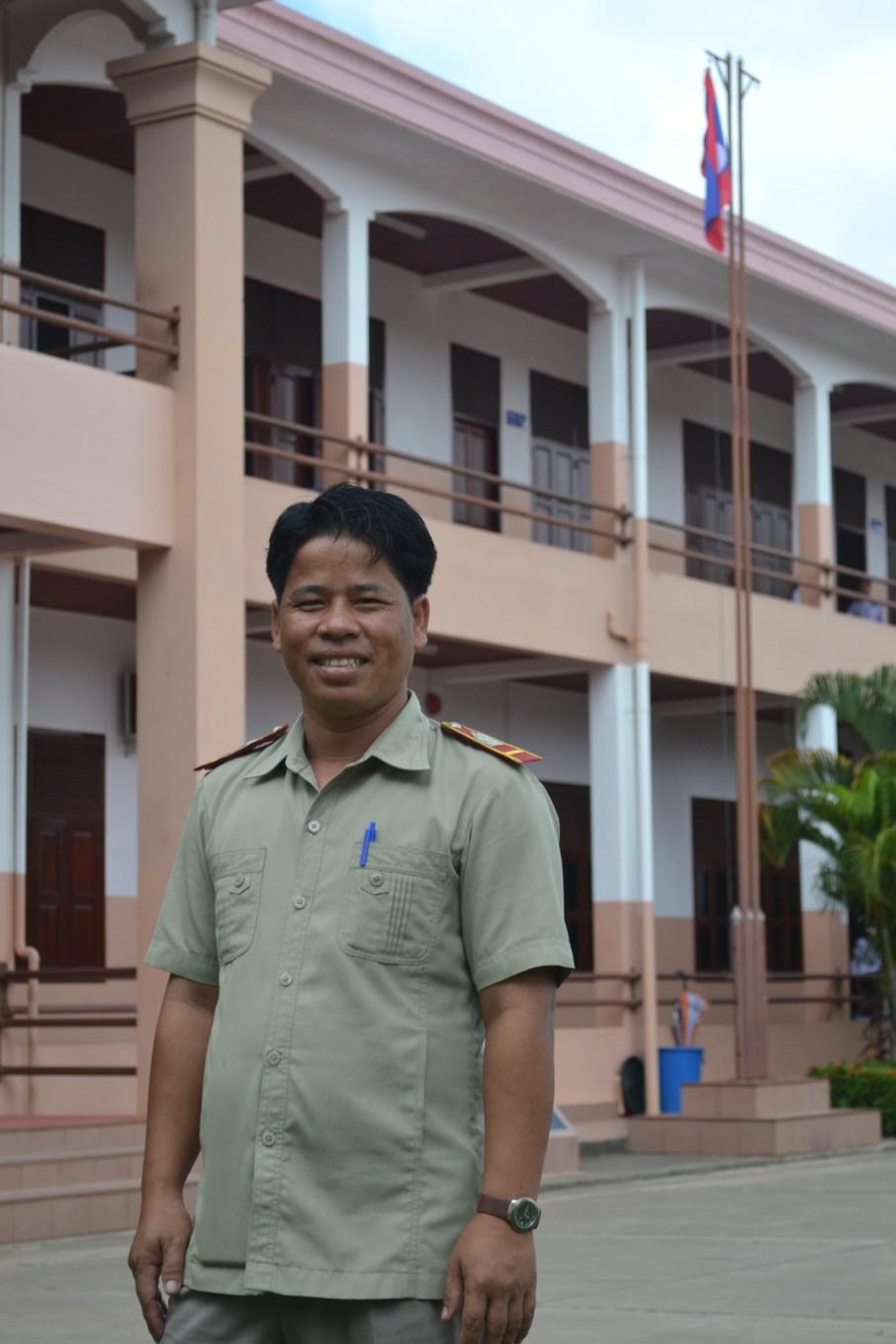 Teacher Souvanh Navong