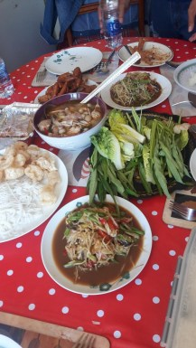 Lao food in England!