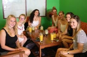 Team V in Vientiane