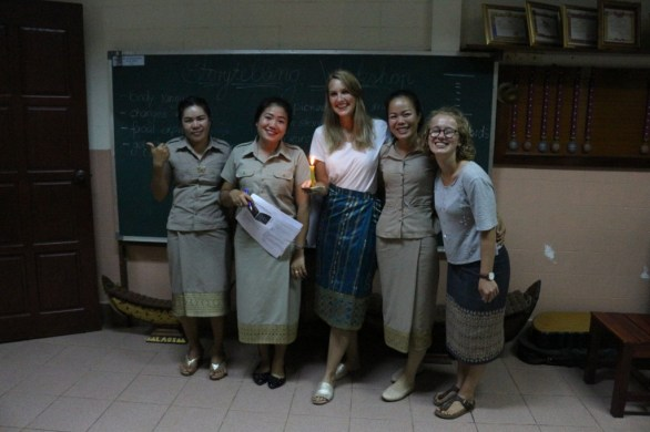 Bounpheng, Mit, Jessica, Noy, Lea: Make your teaching fun!