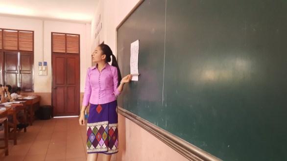 Mathematics lesson on scale