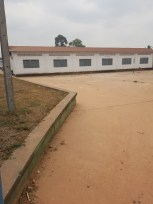 The dorms for the employees