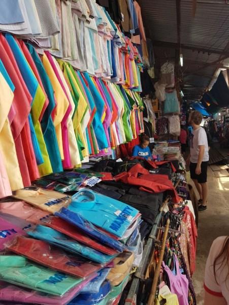 Morning Market in Vientiane