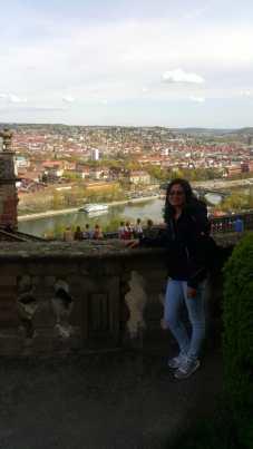 Hello from Wuerzburg!