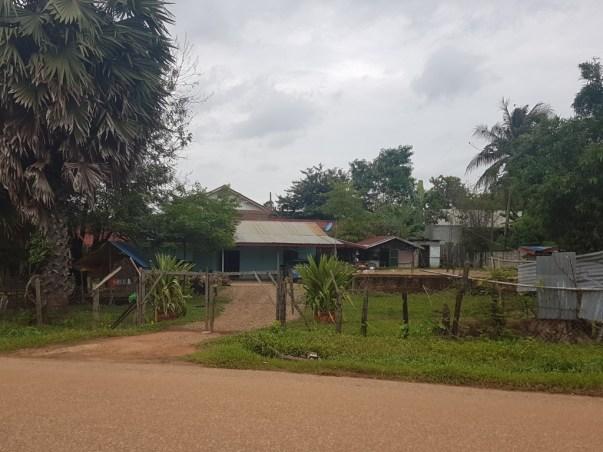 The home of Ms Phetsavanh Somsivilay and Mr Khonesavanh Norasane