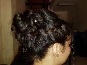 Pauline's hair-do