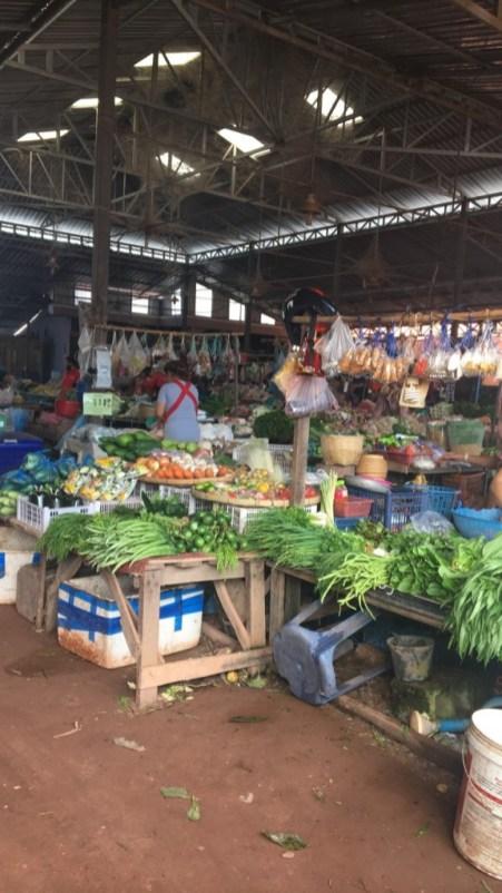 Ban Sikeud market