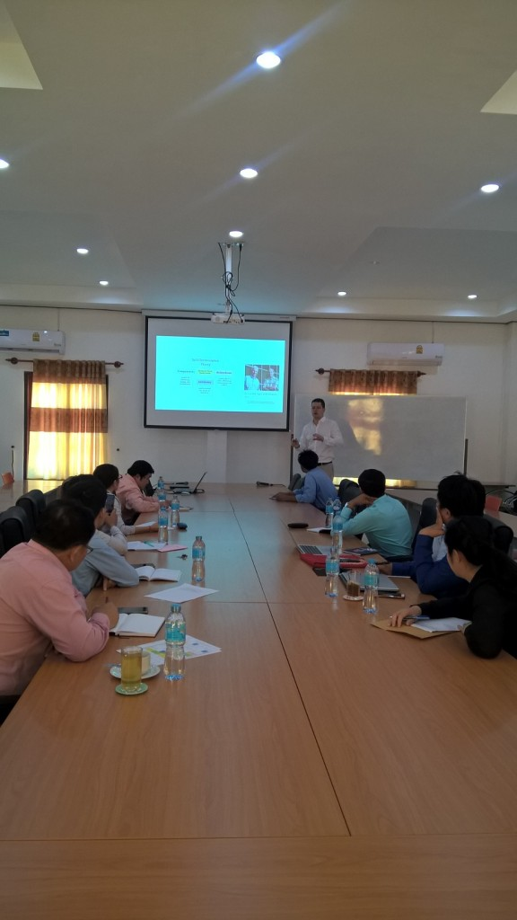 Seminar on Psychological theories for enhancing education