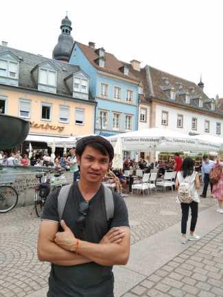 Visit to Speyer (Germany)...