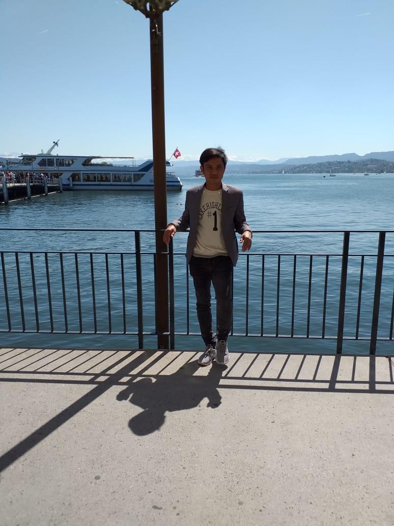 ... and Zurich (Switzerland)!