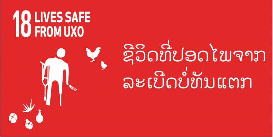 SDG 18 (Public Domain from United Nations in Lao PDR)