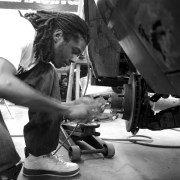 A look under the hood: Auto tech students learn real world skills