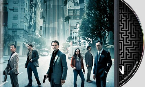 Review: Inception DVD