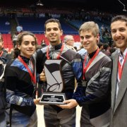 Three CCHS Students Win Second In WGI Percussion World Championships