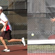 Match Point: Nate Promkul And Vincent Ong Battle For The Top Seed On The Tennis Team