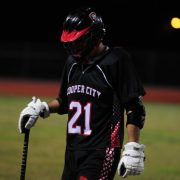 Boys Varsity Lacrosse: CCHS Plays A Tough Game Against Western Wildcats