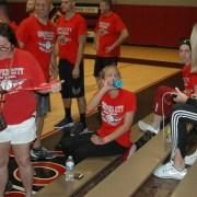 Staff vs. Students Basketball: Faculty schools students in charitable game