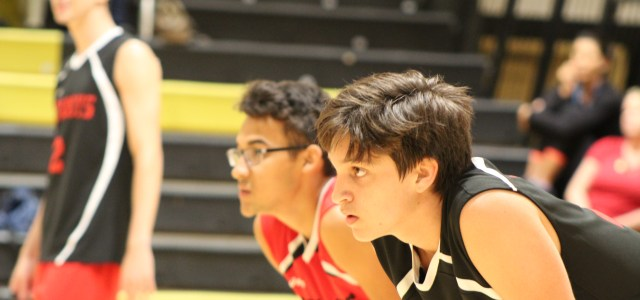 Boys' varsity volleyball: Five days of games