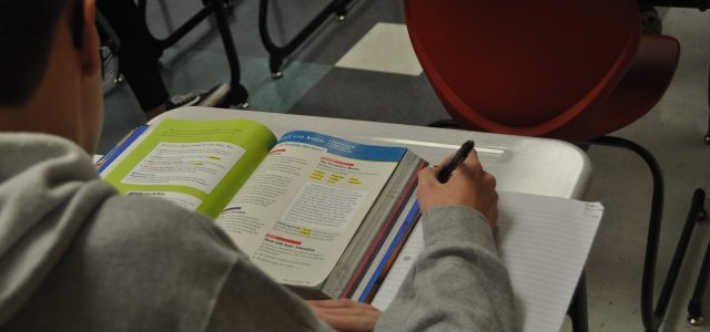 Schools have taken over literature: Students struggle to enjoy the novels read within English class