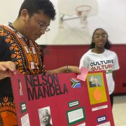 The room where it happened: U.S. history teachers put together Black History Month Wax Museum event