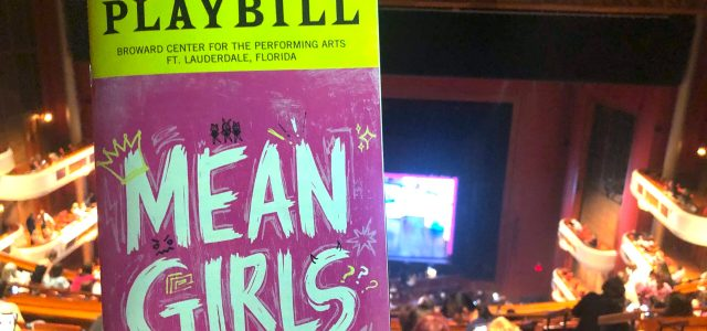 """""""Get in losers, we're going…"""" to """"Mean Girls"""": """"Mean Girls"""" tour was more than fetch"""