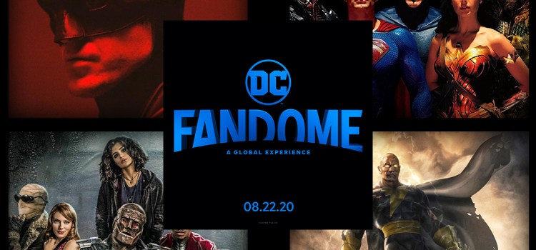 DC's FanDome steals the spotlight from Marvel
