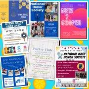Feel the rush: CCHS SGA hosts annual Rush Week virtually