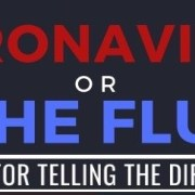 The key health differences: An infographic on COVID-19 versus the flu